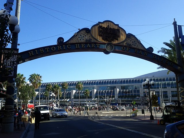 the gateway to comic-con