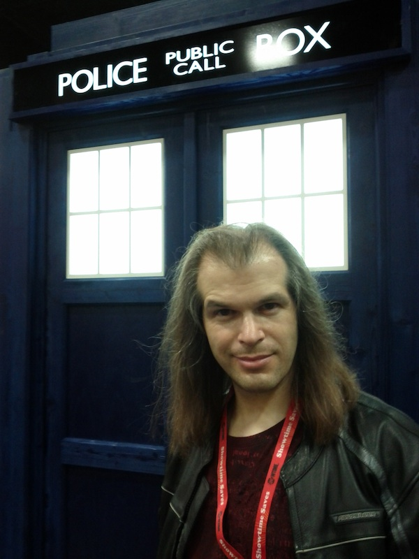 me and the tardis