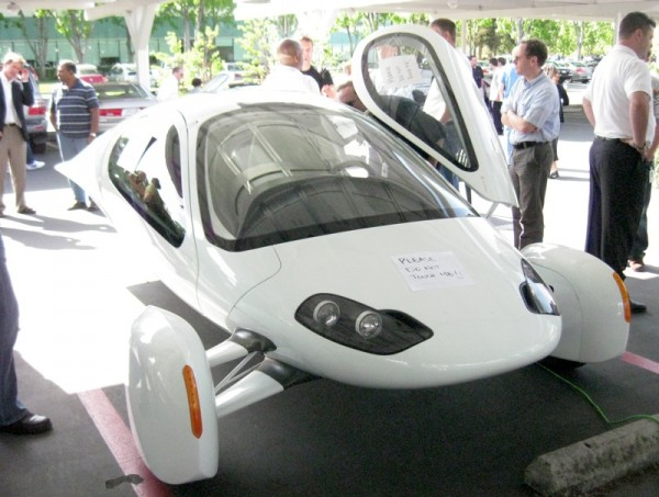 the aptera at google