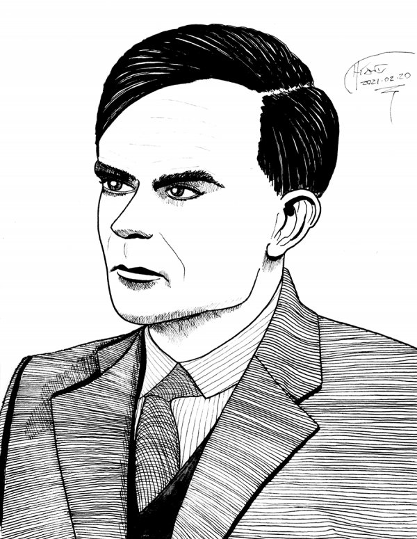 Turing Drawing