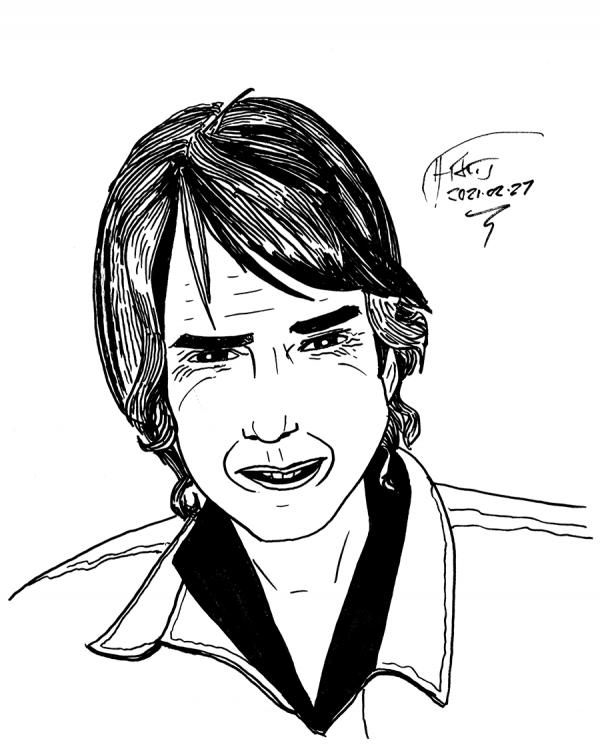 wolpert sketch