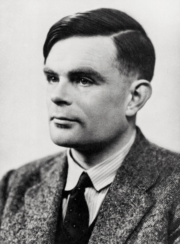 Turing Photo