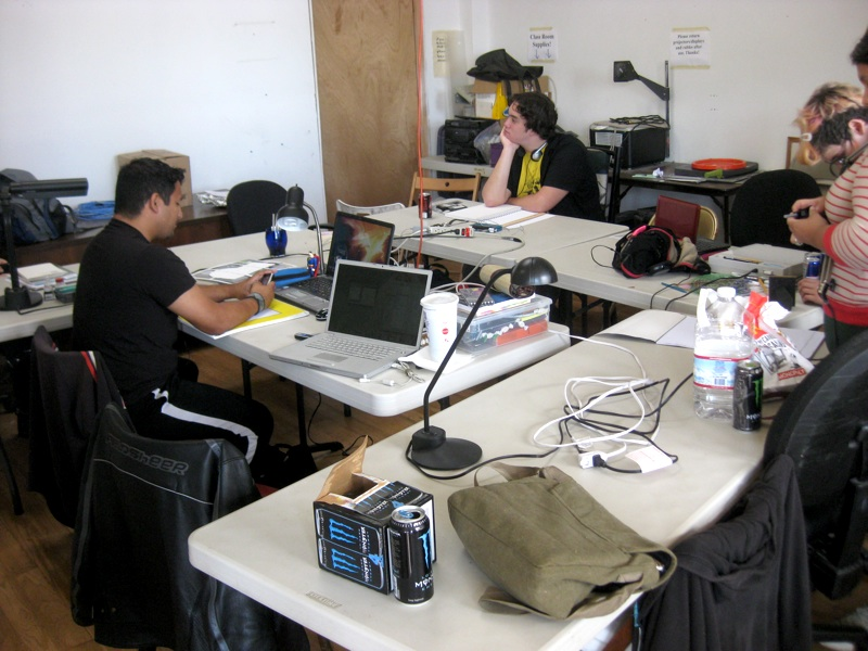 24 hour comics day participants
