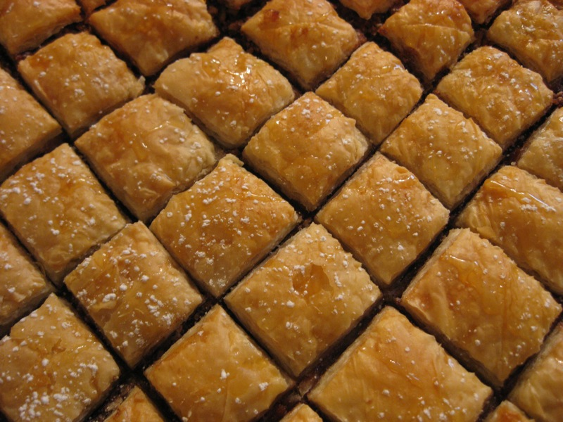 blearweh: lebanese baklava