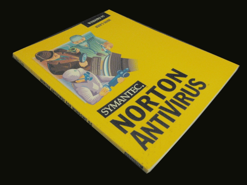 Norton Antivirus for Windows 95