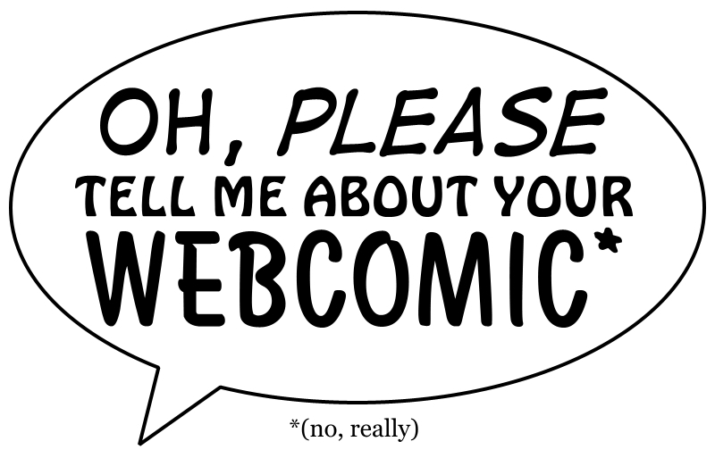 tell me about your webcomic