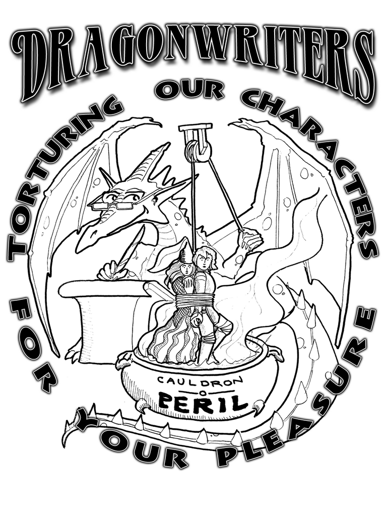 dragon writers logo