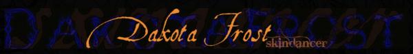 The Dakota Frost Logo