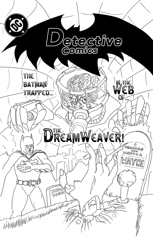 Batman v Dreamweaver, Stage 2