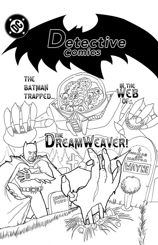 Batman v Dreamweaver, v4