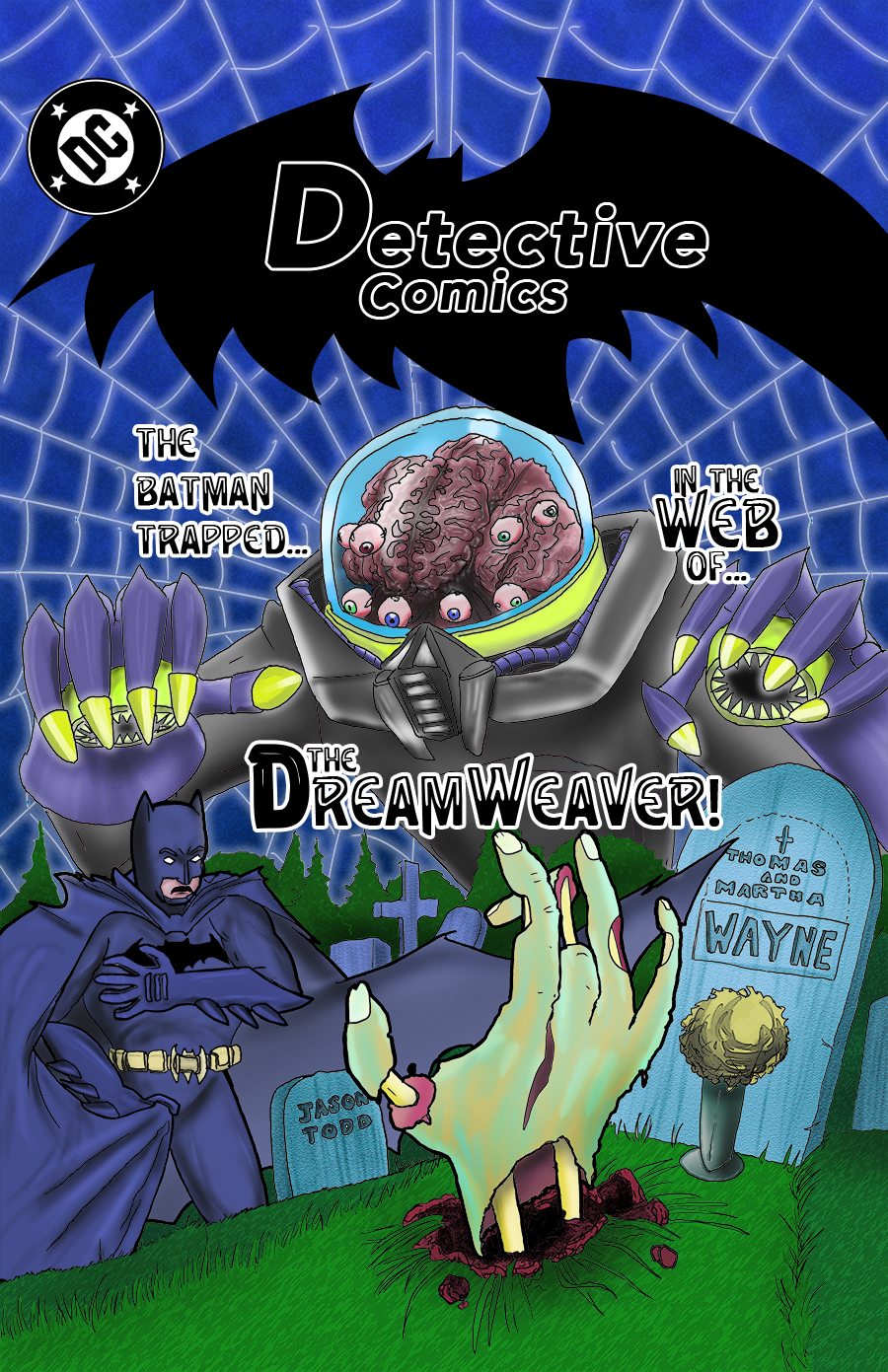 Batman v Dreamweaver, Final