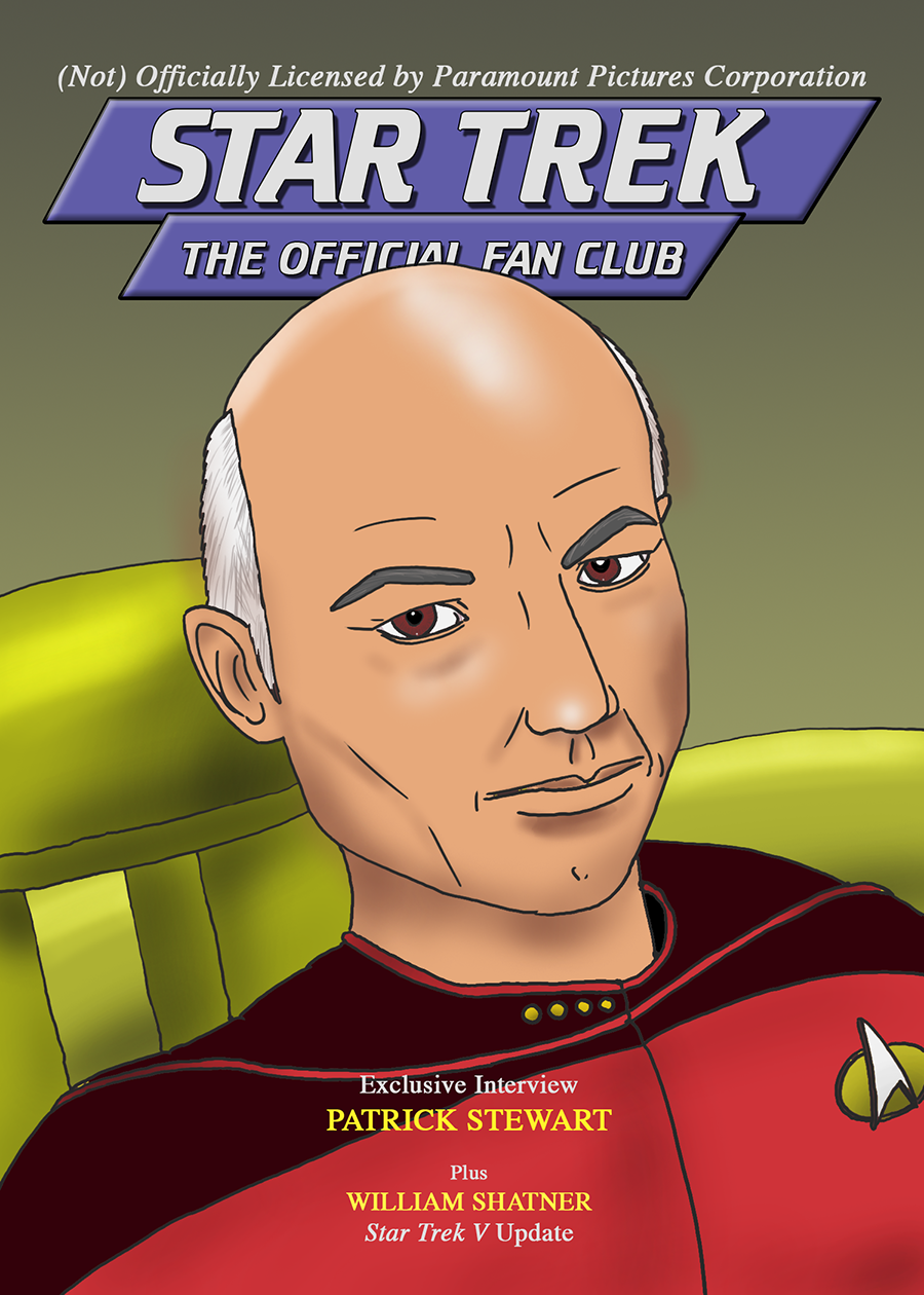 Star Trek The Official Fan Club