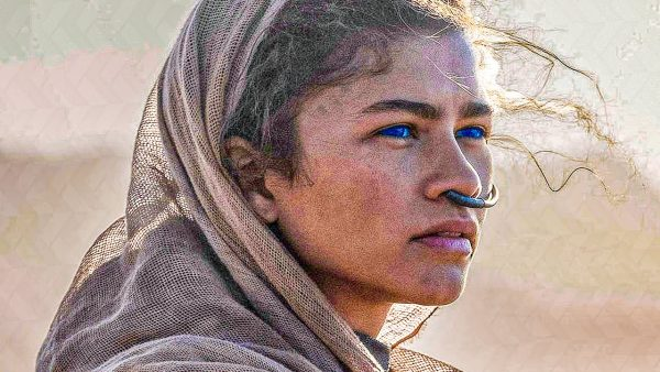 Picture of Zendaya from Dune