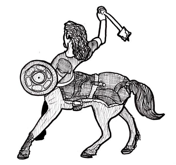 centaur cropped