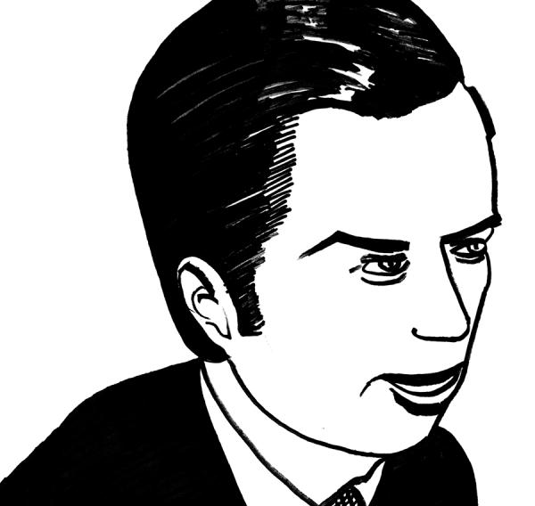 Mr. Rogers Headshot