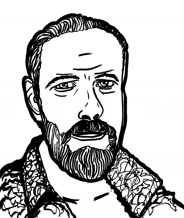philip k dick drawing
