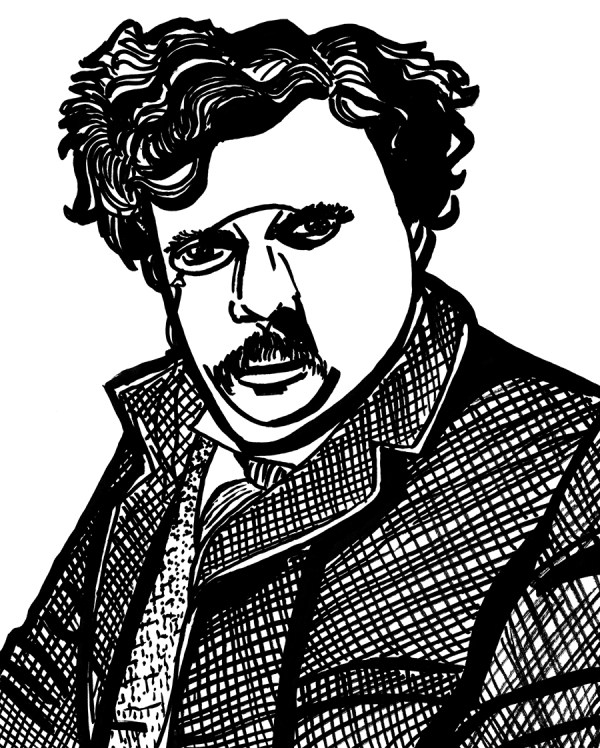 chesterton sketch