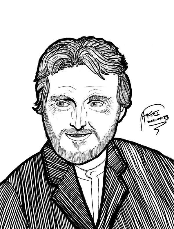 vincent sketch