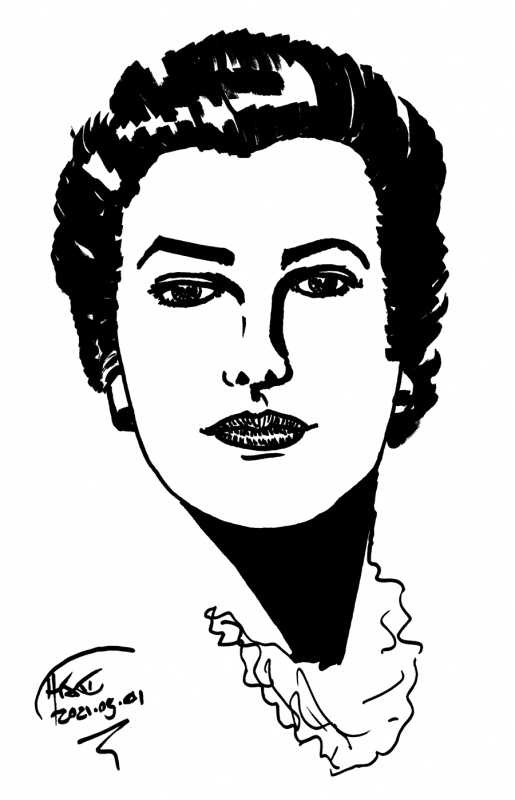 loomis head sketch