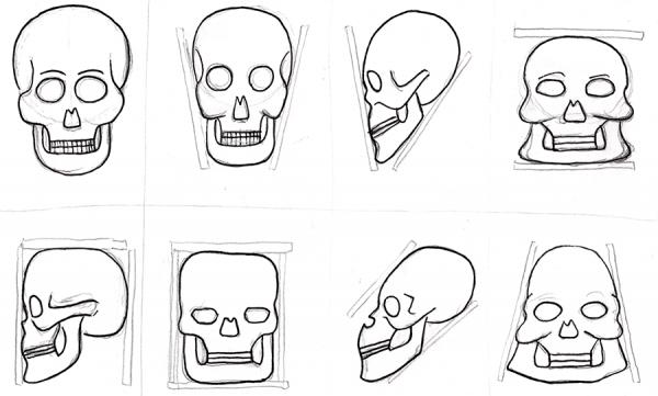 2021 head sketch