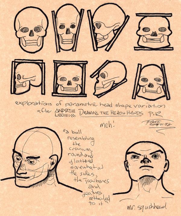 2019 head sketch