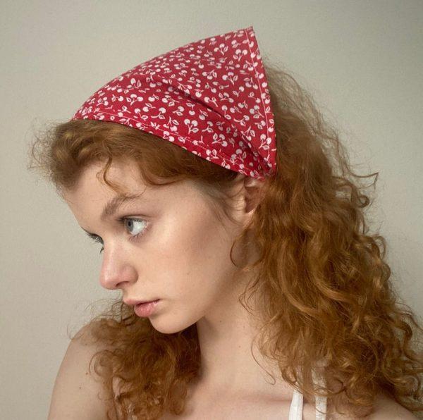 girl headscarf