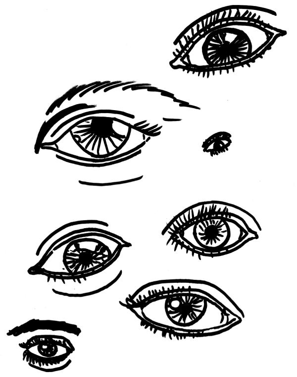 those eyeballs