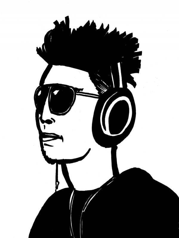 masego sketch