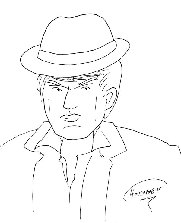 jones sketch