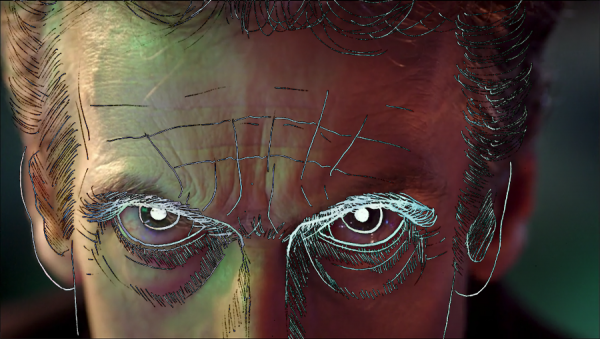 capaldi eyes comparison