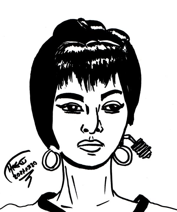 uhura sketch
