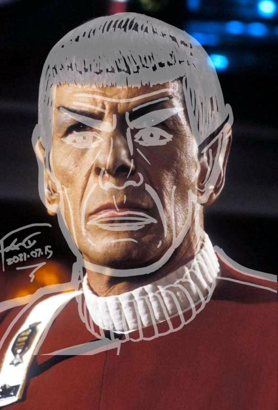 spock comparison