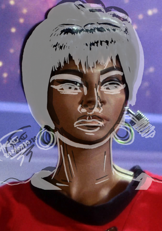 uhura comparison
