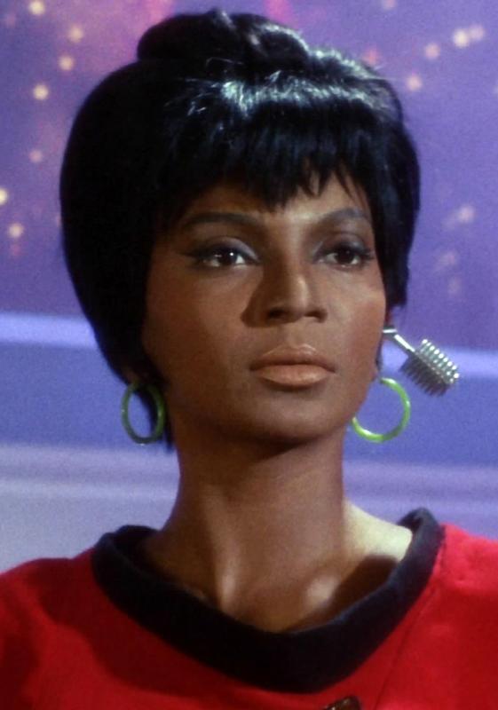 uhura headshot